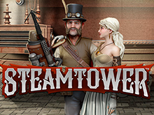Вулкан 24 онлайн-казино: слот Steam Tower